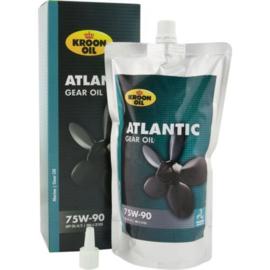 Atlantic gear Lube 75W-90, Staartolie