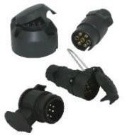 12 volt stekker en stopcontact
