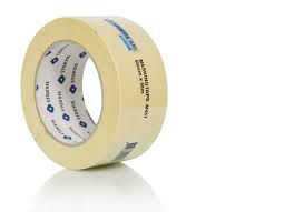 Afplak tape, Stokvis 38mm x 50mtr