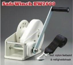 Safe Winch EW2600