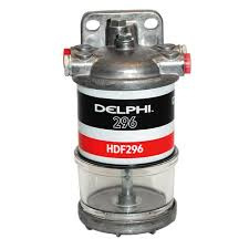 Delphi 296 Brandstof filter