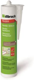 Illbruck Siliconenkit sanitair FA201, Grijs