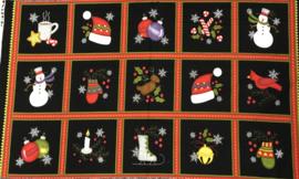 Kerstpanel van Bonnie Sullivan