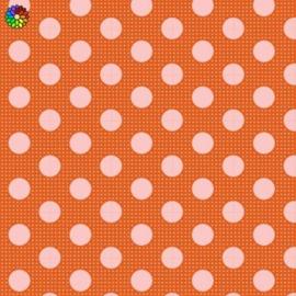 Tilda Dots Ginger 130007