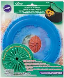 Clover Quick Yo-Yo Maker 90mm (Jumbo) 8708