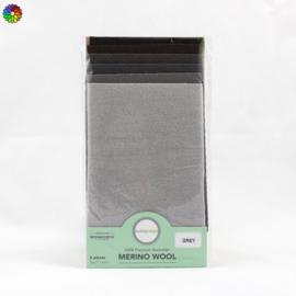 Sue Spargo Wool Pack Grey