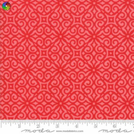 Crisp Breeze Red 24063-11