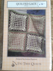 Quilted Lace quiltpatroon