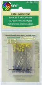 Clover Patchwork pins 232