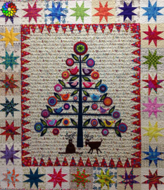 Oh Christmas Tree quiltpatroon