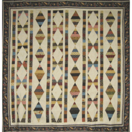 Road to Riches quiltpatroon