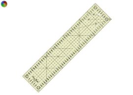 Universele liniaal met cm-schaal 45cm x 10cm