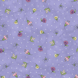 Herb Blossoms MAS8337-V
