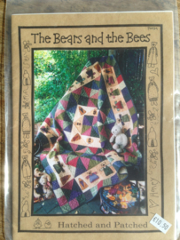 The Bears and the Bees quiltpatroon