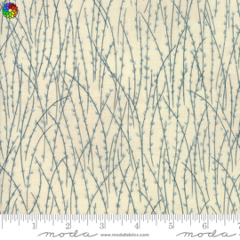 Origami Willow Cream Teal 1472-23