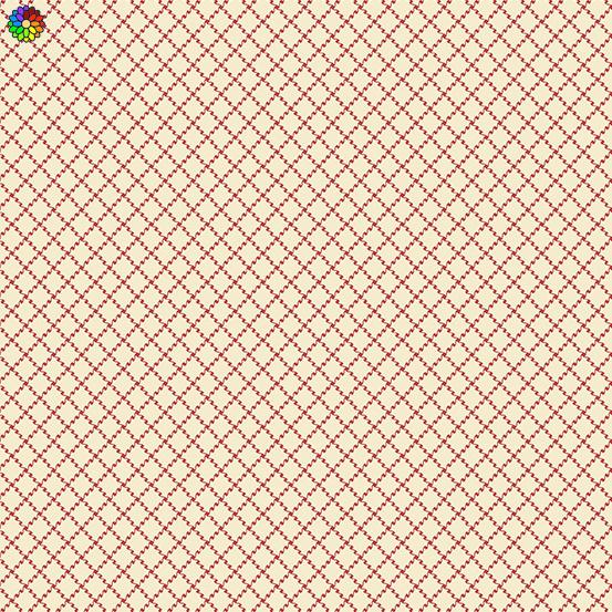 Veil Rosette 8833R