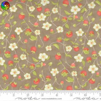 Strawberries Rhubarb Slate 20402-17
