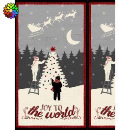 Holiday in the woods Panel 3024 88637 913