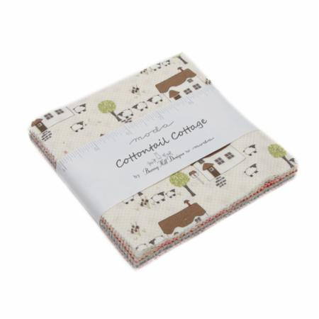 Moda Cottontail Charm Pack