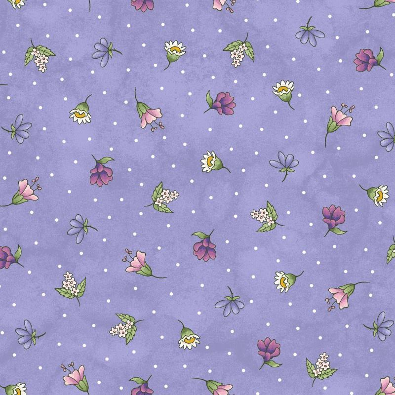 Herb Blossoms MAS8337-V