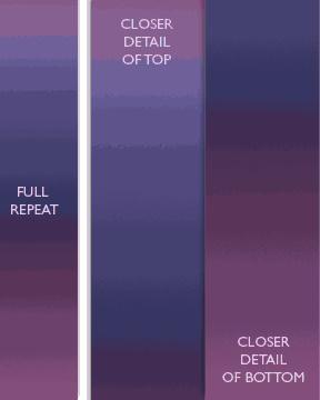 Earthy Hues Periwinkle Violet 2046-61