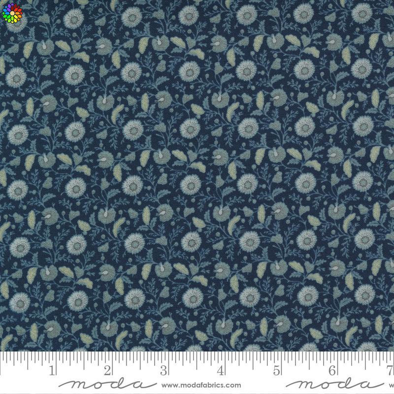 Regency Somerset Midnight Blue 42364-16