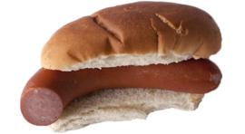Broodje rookworst