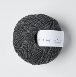 Knitting for Olive Heavy Merino Slate Grey