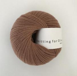 Knitting for Olive Merino Brown Nougat