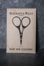 Merchant & Mills Baby Bow Schaartje