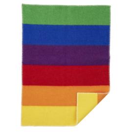 Klippan Wiegdeken Rainbow