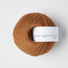 Knitting for Olive Merino Copper