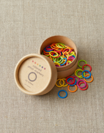 CocoKnits Colored Ring Stitch Markers Large