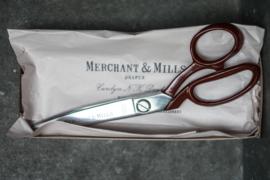 """Merchant & Mills 10"""" Extra Scherpe Schaar rood"""
