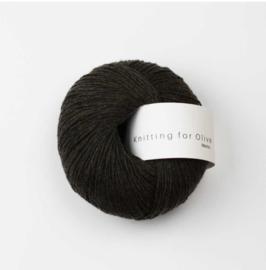 Knitting for Olive Merino Brown Bear