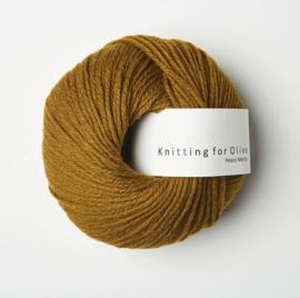 Knitting for Olive Heavy Merino  Dark Ocher
