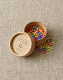 CocoKnits Colored Ring Stitch Markers small