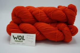 Merino Non SuperWash Radiant Orange
