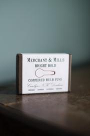 Merchant & Mills Copper Bulb Pins