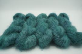 Kidsilk Lace Patina Blue