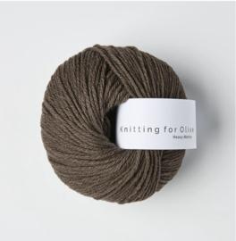 Knitting for Olive Heavy Merino Dark Moose