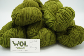 Recycled Wool Mossy