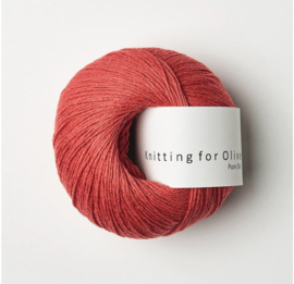 Knitting for Olive Pure Silk Watermelon