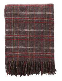 Klippan Plaid Square recycled wool