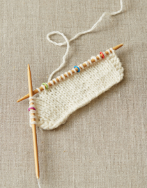 CocoKnits Small  Colored Ring Stitch Markers