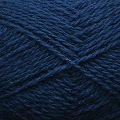 Ökologisk Hverdagsuld  Jeansblå