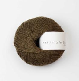 Knitting for Olive Merino Bark