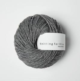 Knitting for Olive Heavy Merino Stone Grey