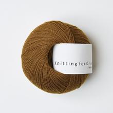Knitting for Olive Merino Ocher Brown