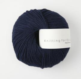Knitting for Olive Heavy Merino Navy Blue
